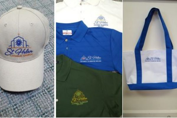Centennial Shirts, Hats, Totes, and More!
