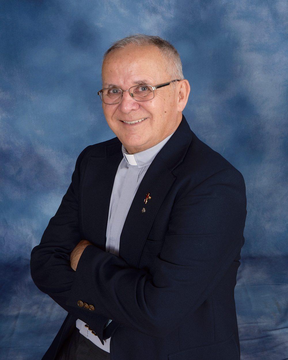 Deacon John Cunningham : Deacon