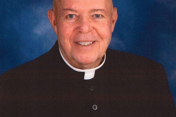 Congratulations Fr. Edwards!