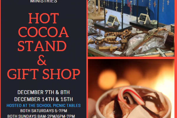 Gift Shop & Cocoa Stand