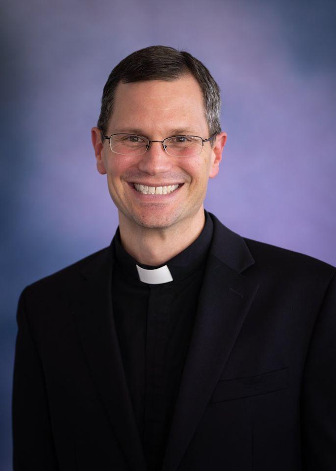 Reverend Nicholas Zrallack : Parochial Vicar