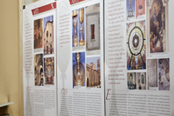 Eucharistic Miracles of the World Exhibition