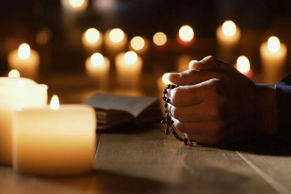 Respect Life Rosary Prayer Service